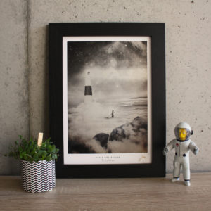 Affiche Fine Art The Lighthouse - Edition Silver